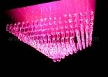 Fiber optic chandelier 7-4