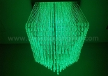 Fiber optic chandelier 7-6