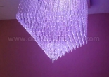 Fiber optic chandelier 7-7