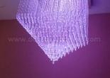 Fiber optic chandelier 7-7