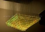 Fiber optic chandelier 7-8