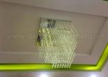 Fiber optic chandelier 8-10