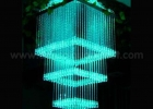 Fiber optic chandelier 8