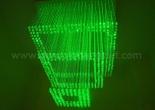 Fiber optic chandelier 8-5