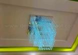 Fiber optic chandelier 8-7
