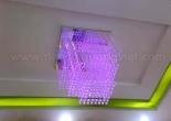 Fiber optic chandelier 8-9