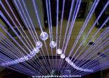Fiber optic curtain 23