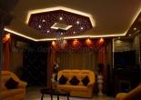Living room ceiling star 6