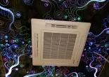 Patterned fiber optic ceiling 5