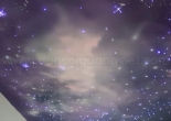 Star ceiling cloud painting 3