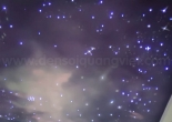 Star ceiling cloud painting 4