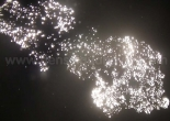Star ceiling cosmic dust 4