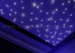 Star ceiling crystal end fitting 6