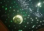 Star ceiling galaxy moon shooting star 4