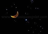 Star ceiling moon 8