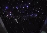 Star ceiling shooting star 1