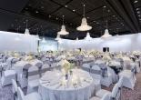 Wedding center star ceiling 3