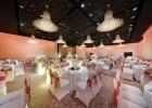 Wedding center star ceiling