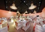 Wedding center star ceiling 4
