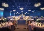 Wedding center star ceiling 5