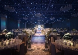 Wedding center star ceiling 6